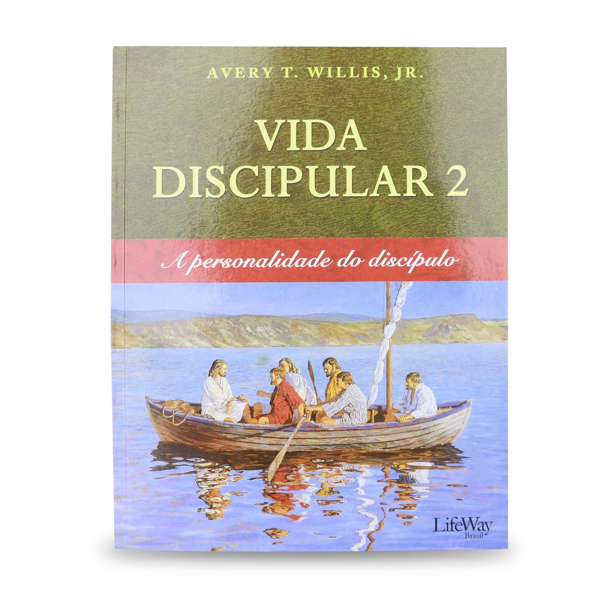 Vida discipular 2, Livro