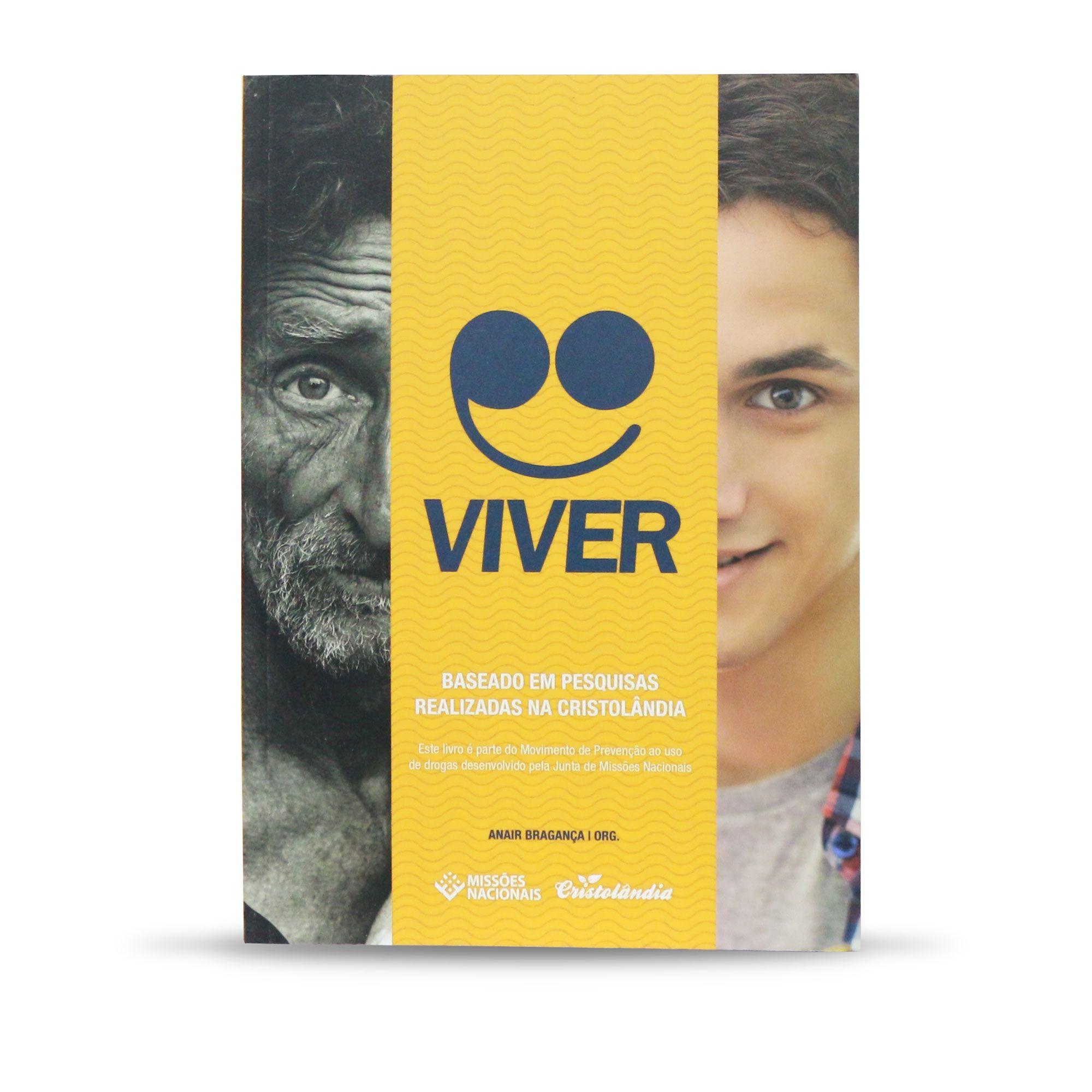 Viver - Progama de Prevenção, livro