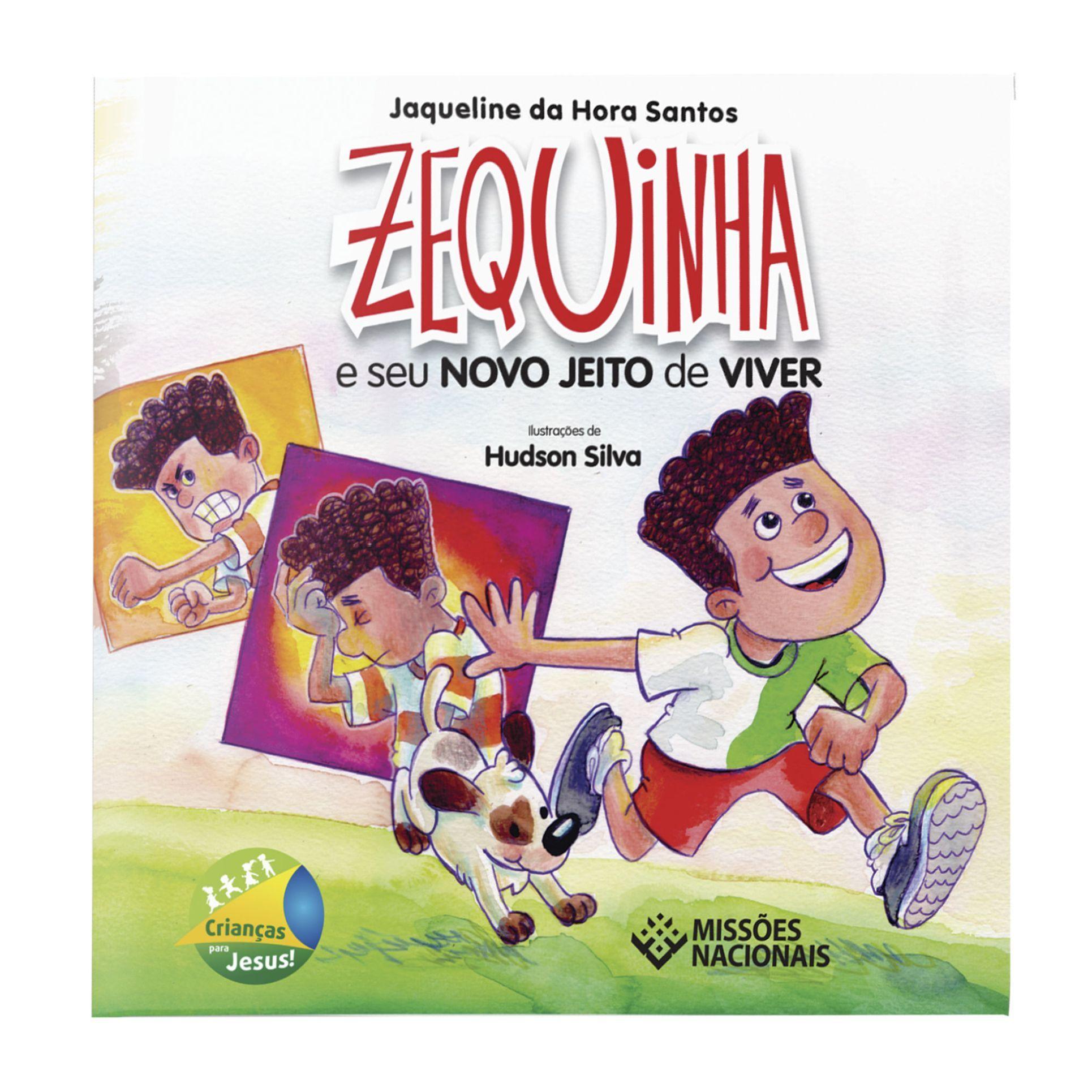 """Zequinha Vol. 1 - """"Seu Novo Jeito de Viver"""""""