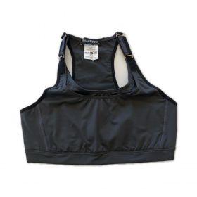 Top mil bolsos de compressão ajustável com bolsos frente e costas chumbo