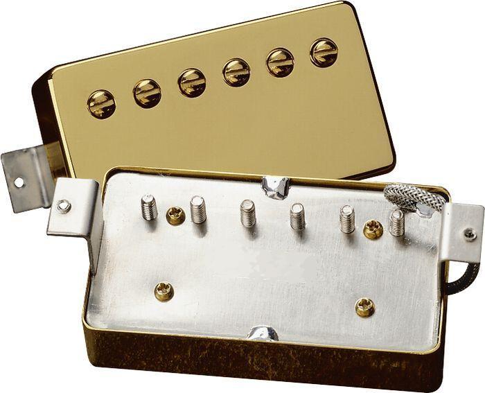 Custom 55 - Dourado - Braço  - Malagoli Eletrônica Ltda