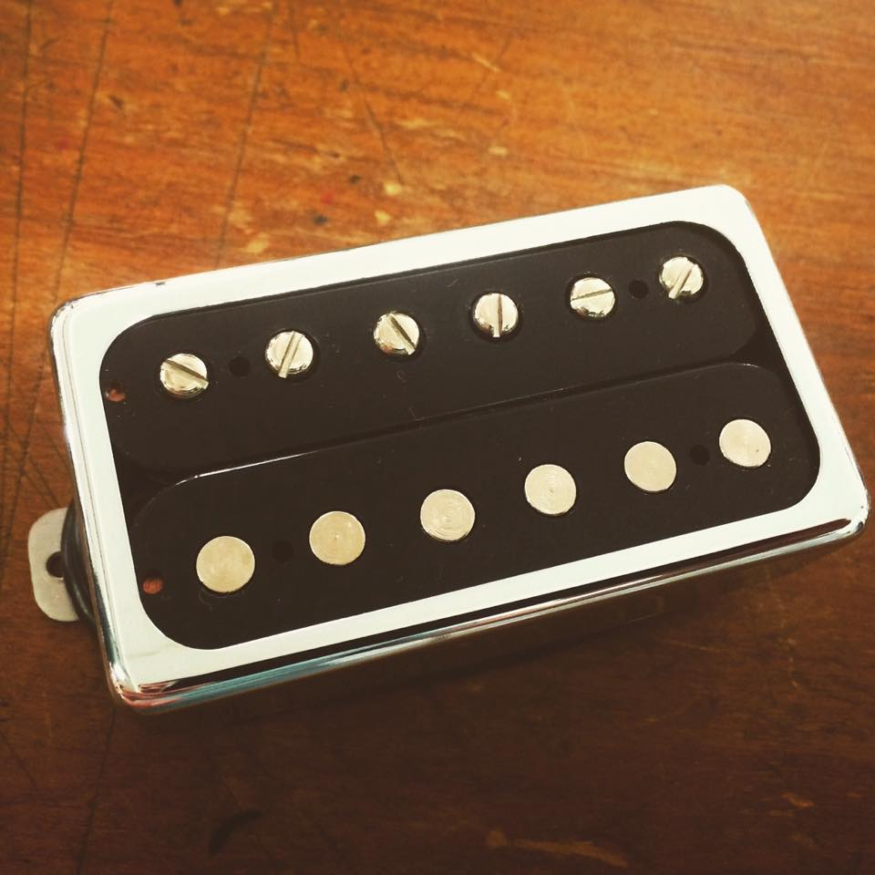 Custom 55 - OPEN Nickel Cover