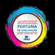 Workshop de Sublimação Forturia - Curso de Sublimação