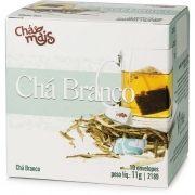 Chá Branco (10 sachês) - Chá Mais