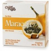 Chá Misto Maracujá (10 sachês) - Chá Mais