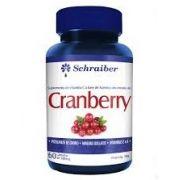 Cranberry Schraiber 60 cápsulas 400mg