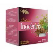 Chá Sublime Inocência (10 sachês) - Chá Mais