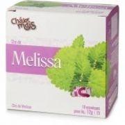 Chá de Melissa (10 sachês) - Chá Mais