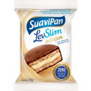 Alfajor Diet (sabor cholate branco) - 25g Suavipan