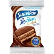 Alfajor Diet (sabor chocolate ao leite) 25g - Suavipan