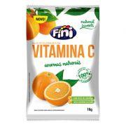 Balas de Gelatina Rica em Vitamina C 18g - Fini