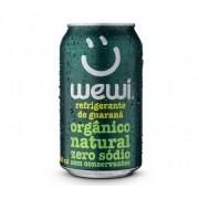Refrigerante Orgânico Guaraná 350ml - Wewi