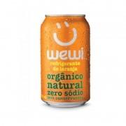 Refrigerante Orgânico Laranja 350ml - Wewi