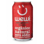 Refrigerante Orgânico Cola 350ml - Wewi
