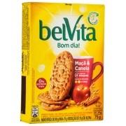 Biscoito Maçã e Canela - (contém 3 unidades de 25g) 75g - Belvita