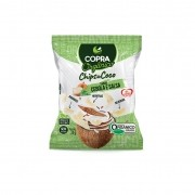 Chips de Coco Orgânico sabor Cebola e Salsa 20g - Copra