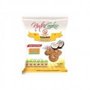 Rosquinha de Coco Sem Gluten 120g NutriCookie