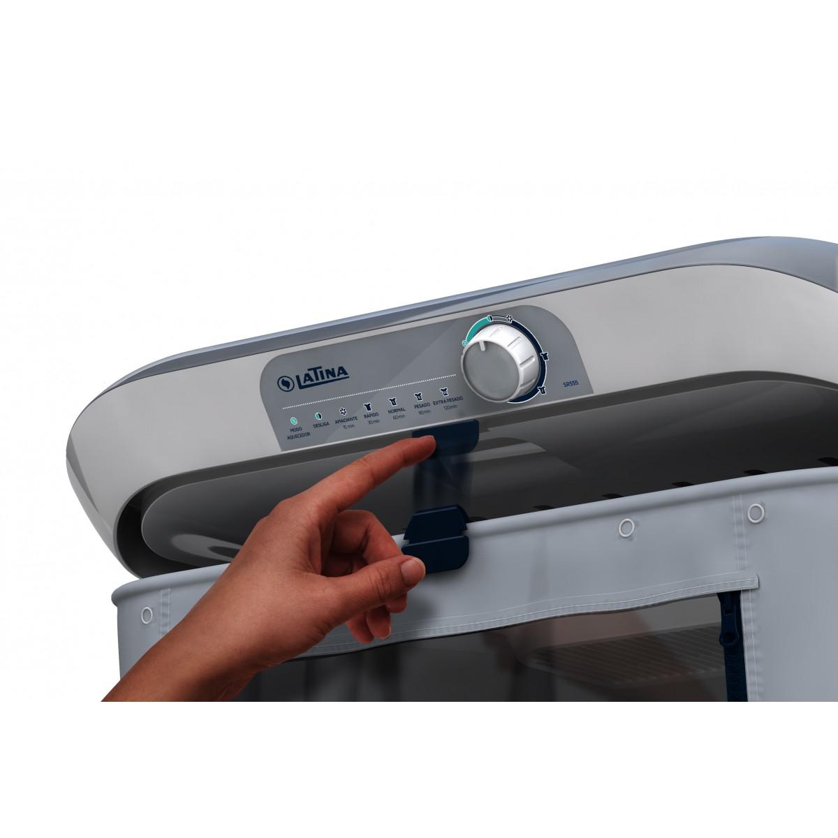 Secadora Latina Parede SR555 10KG - 127V  - ShopNoroeste.com.br