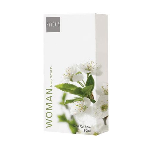 Perfume Chanel 5  Feminino 60ml -  Fator 5  - ShopNoroeste.com.br