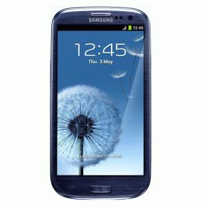 Smartphone Samsung Galaxy S III I9300 Grafite Blue Android 4.0 3G Câmera 8MP Wi-Fi GPS Memória Interna 16GB  - ShopNoroeste.com.br