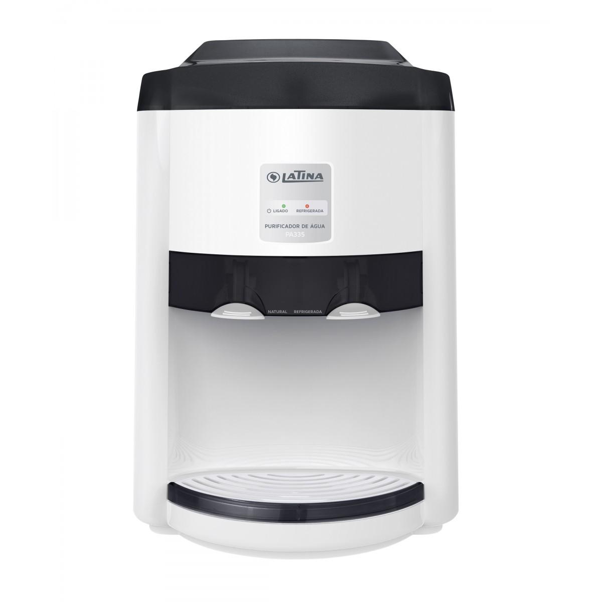 Purificador de Água Refrigerado Latina PA335 Branco  - ShopNoroeste.com.br