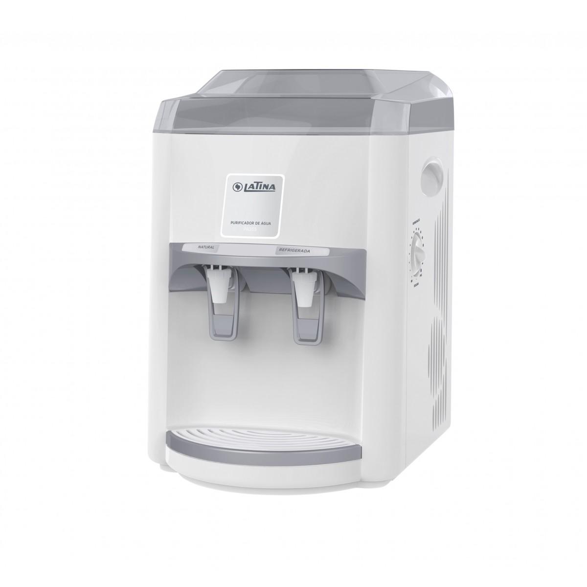 Purificador de Água Refrigerado Latina PA355 127V  - ShopNoroeste.com.br
