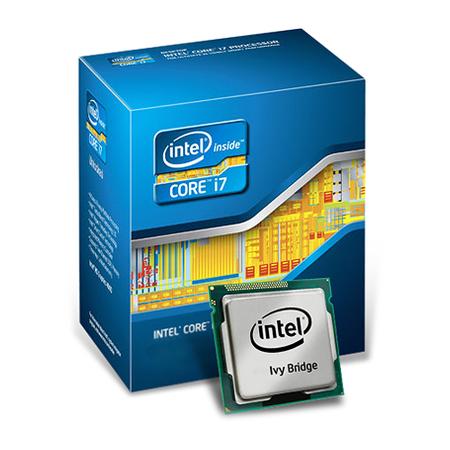 Processador Intel Ivy Bridge Core i7-3770 3.40Ghz, 8MB LGA1155 - BX80637I73770  - ShopNoroeste.com.br