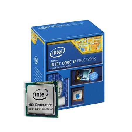 Processador Intel Core i7-4770K 3.5Ghz, 8MB, LGA 1150 c/ Intel HD Graphics (4ª Geração) - BX80646I74770K  - ShopNoroeste.com.br