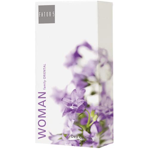 Perfume Angel 60ml - Fator 5  - ShopNoroeste.com.br