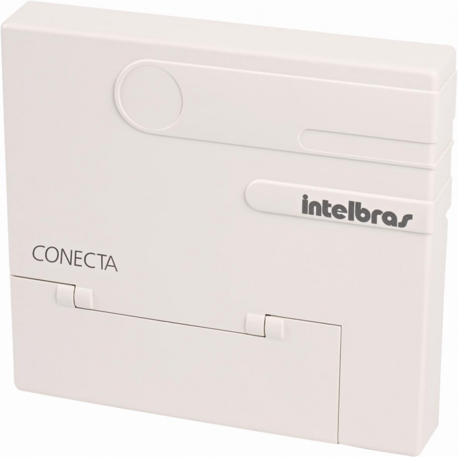Micro Central PABX Conecta 2 Troncos + 8 Ramais Analógicos Intelbras  - ShopNoroeste.com.br
