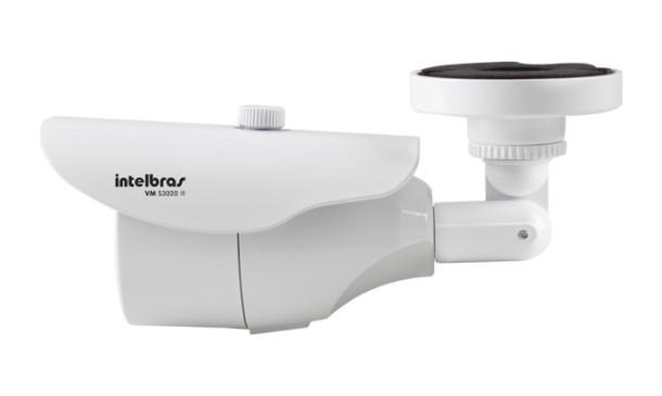 Câmera Infravermelho 20M 1/3 2,8mm 600L Branca VM S3020 IR Intelbras  - ShopNoroeste.com.br