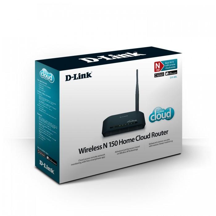 Roteador D-Link Wireless DIR-900L N 150Mbps  - ShopNoroeste.com.br