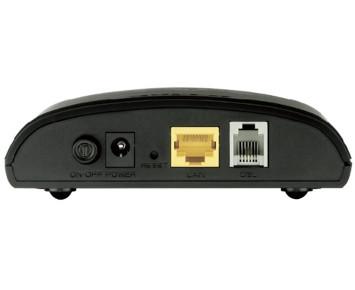 Modem D-Link Modem Roteador ADSL2/2+ IPv4 & IPv6 (DSL-2500E (C1) BR)  - ShopNoroeste.com.br