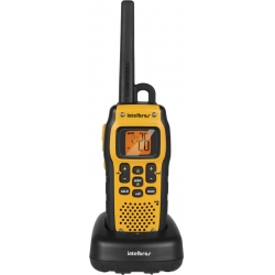 Rádio Comunicador Fun Twin Waterproof - Amarelo  - ShopNoroeste.com.br