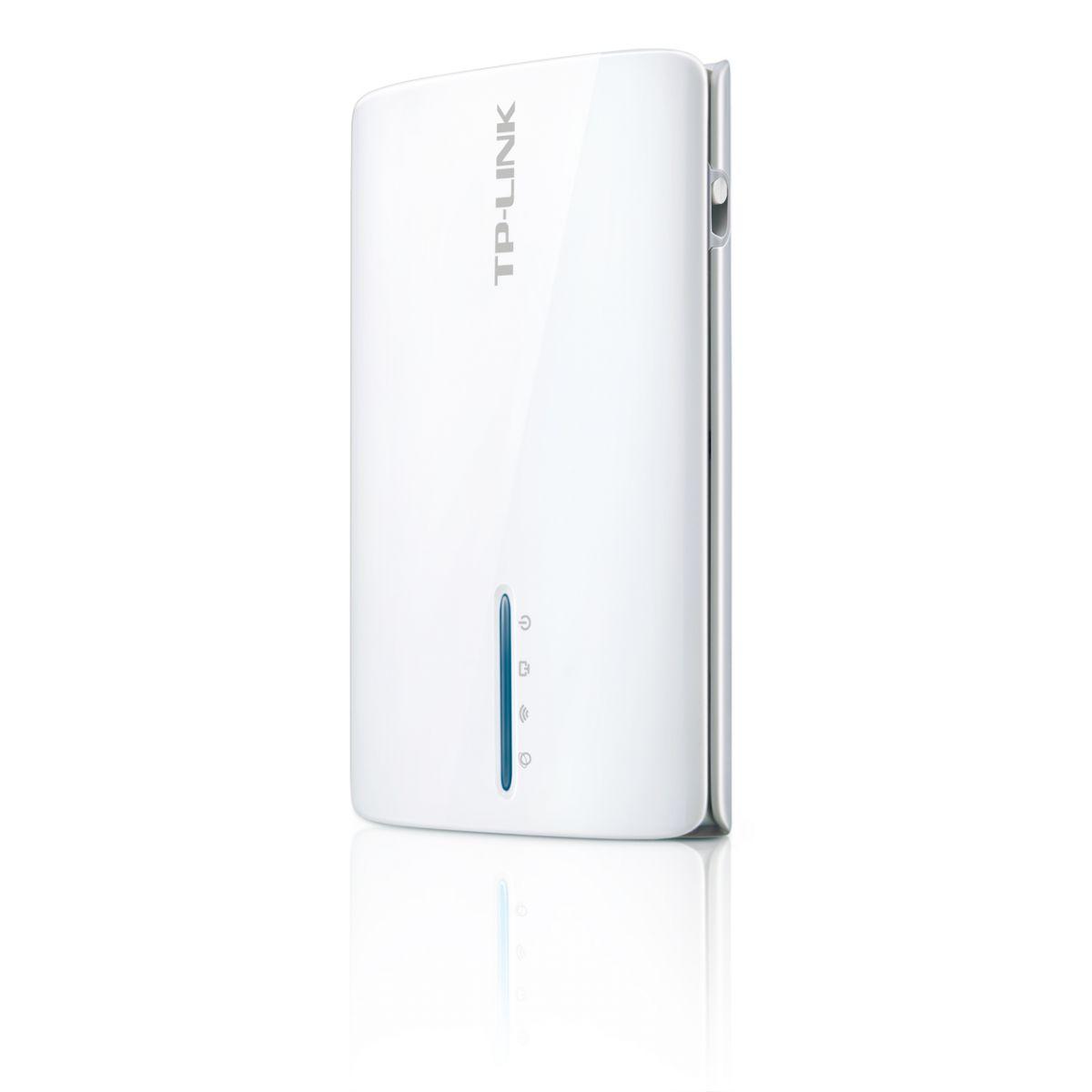 Roteador Wireless N 3G 3.75G TL-MR3040 TP-Link  - ShopNoroeste.com.br