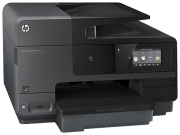 Impressora HP OfficeJet Pro 8620 Multifuncional Jato de Tinta Impressora/Copiadora/Scanner - A7F65A#696