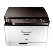 Impressora Multifuncional Laser Colorida Samsung CLX-3305W Wireless - Impressora, Copiadora e Scanner
