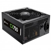 Fonte Corsair CX-750W 80 Bronze - CP-9020015-WW