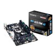 Placa Mãe Gigabyte para Intel GA-H81M-H LGA 1150