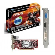 Placa de vídeo VGA ASUS Radeon HD 5450 1024MB (1GB) DDR3 PCI-Express EAH5450 SILENT/DS/1GD3/BR (LP)