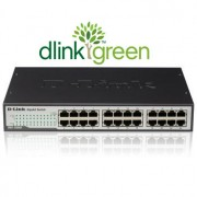 Switch D-Link 24 Portas 10/100/1000 - DGS-1024D