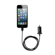 Carregador Automotivo para iPhone 5  Belkin - F8J075btBLK