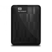 HD Externo Portátil Western Digital My Passport 500GB USB 3.0 - WDBKXH5000