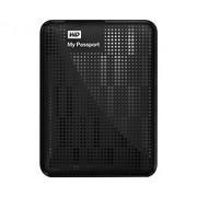 HD Externo Portátil WD My Passport 1TB 3.0 - WDBKXH0010BBK