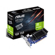 Placa de vídeo VGA ASUS GeForce 210 1024MB (1GB) DDR3 64-bit PCI-E EN210 SILENT/DI/1GD3/V2 (LP)