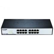 Hub Switch D-Link DES-1016D 16 Ports 10 / 100Mbps