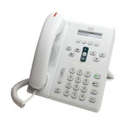 Telefone IP Cisco UC Phone 6921, Arctic WhiteSH - CP-6921-W-K9=