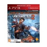 Jogo Sony UNCHARTED 2 - Among Thieves PS3 - BD258104