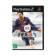 Jogo Fifa 14 PS2 - EA3242SN