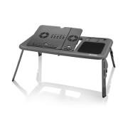 Mesa Multilaser Portátil para Notebook com Cooler AC127